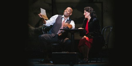 Seattle Opera staged the new opera 'Charlie Parker's Yardbird.' Photo by Sunny Martini.