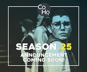 Coho Productions Portland Season 25 announcement coming soon