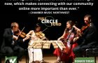 Chamber Music Northwest Oregon ArtsWatch Full Circle Fund