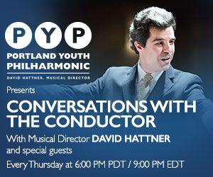 Portland Youth Philharmonic conversations