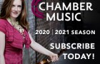 Friends of Chamber Music subscription 2020-2021 season