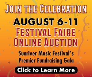 Sunriver Music Festival Faire Online Auction