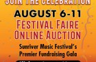 Sunriver Music Festival Faire Online Auction