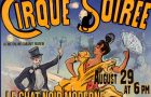 Experience Theatre Project Cirque Soiree Le Chat Noir Moderne