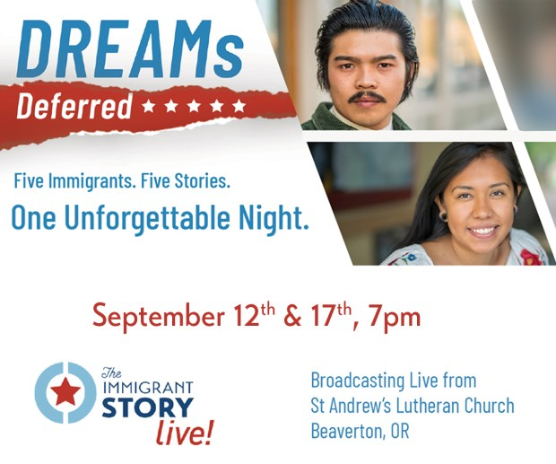The Immigrant Story Dreams Deferred