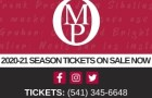 Oregon Mozart Players 2020-2021 season tickets