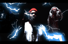 """Mic Crenshaw and Xamada in Neo Vecci's video """"Caô Xangô"""" from the 2020 album 'Rebel Wise.'"""
