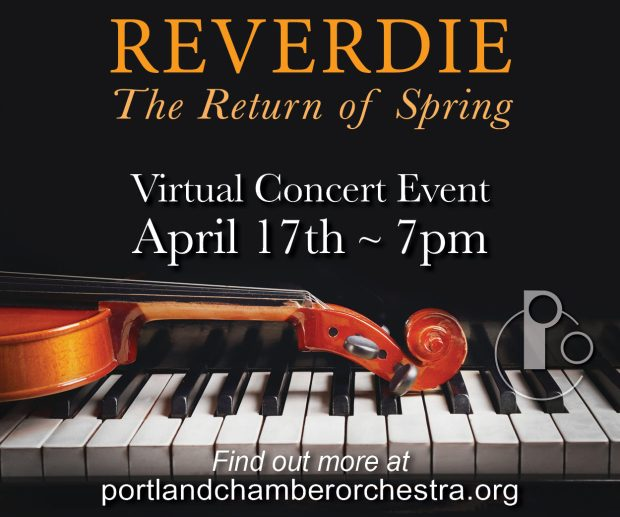Portland Chamber Orchestra Reverdie