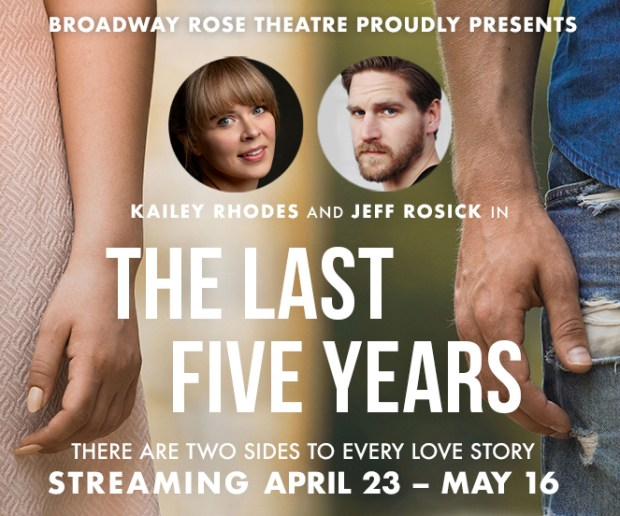 Broadway Rose The Last Five Years