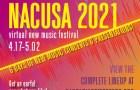 Cascadia Composers NACUSA 2021