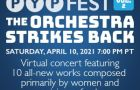Portland Youth Philharmonic The Orchestra Strikes Back