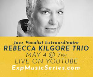 Experience Music Series Rebecca Kilgore