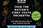 Portland Youth Philharmonic audition 98th season