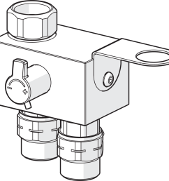 mixing valve  [ 1120 x 1080 Pixel ]