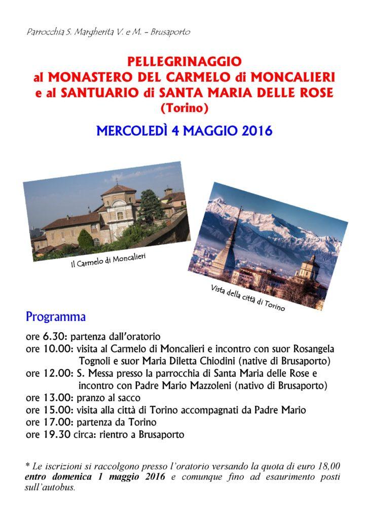 Pellegrinaggio a Torino