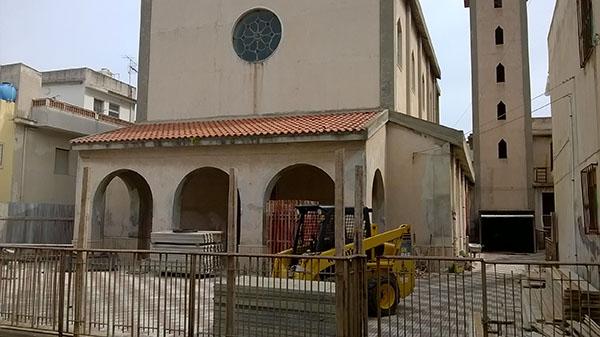 Patti. Al via i lavori di messa in sicurezza Chiesa di Ognissanti a Mongiove