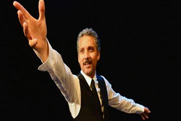 """Teatro Mandanici. Rinviato per """"motivi di salute"""" l'atteso spettacolo di Beppe Fiorello"""