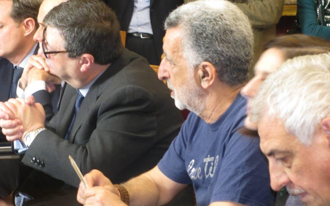 Messina. Presentato nuovo assessore al bilancio Vincenzo Cuzzola