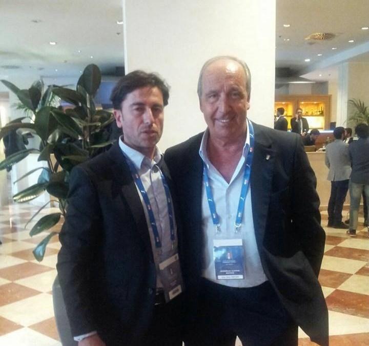 Cdm Messina. Il tecnico Bellinvia tra gli elettori del presidente FIGC