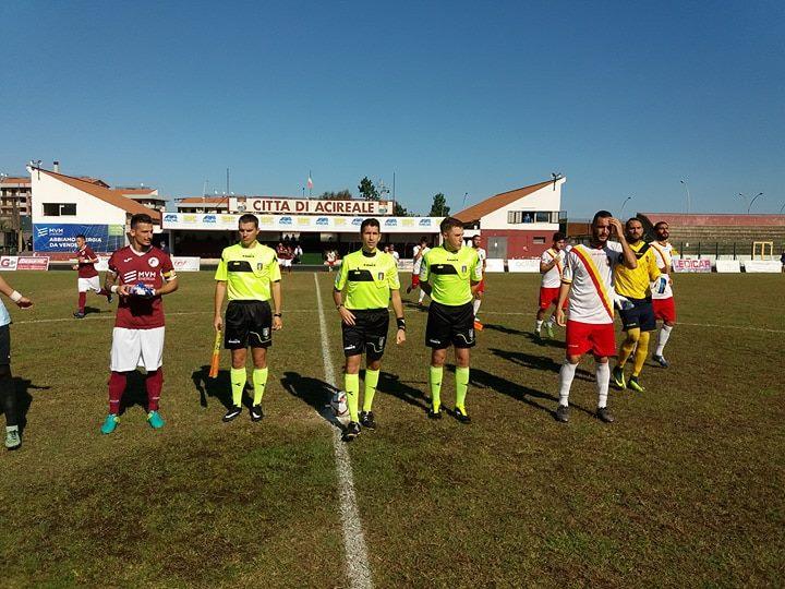 Calcio-SerieD. Derby siciliano, l'Igea Virtus beffata nel finale dall'Acireale
