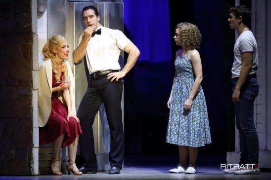 """Teatro Mandanici. Si inaugura la stagione 2019 con il successo di """"Dirty Dancing"""""""