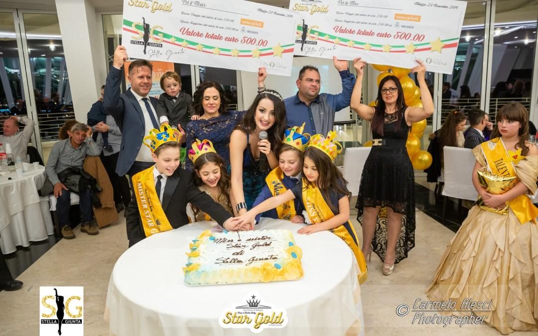 #ConcorsoBambini. Magia e divertimento alla Finale #StarGold2019, vincono Asia Bisognano e Walter Cammaroto