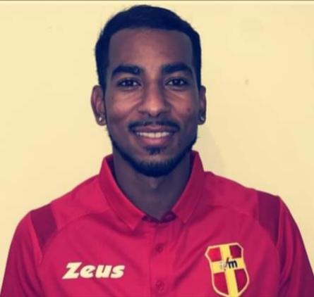F.C. Messina, ecco Jordan Gaspar nuovo colpo del presidente Arena