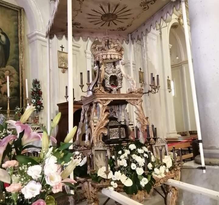 Novara di Sicilia. È il giorno dedicato a Sant'Ugo Abate, Patrono del Borgo