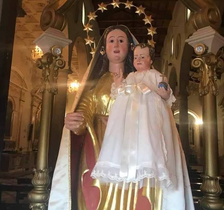 La Festa di Maria SS. della Divina Provvidenza, Patrona di Montalbano Elicona