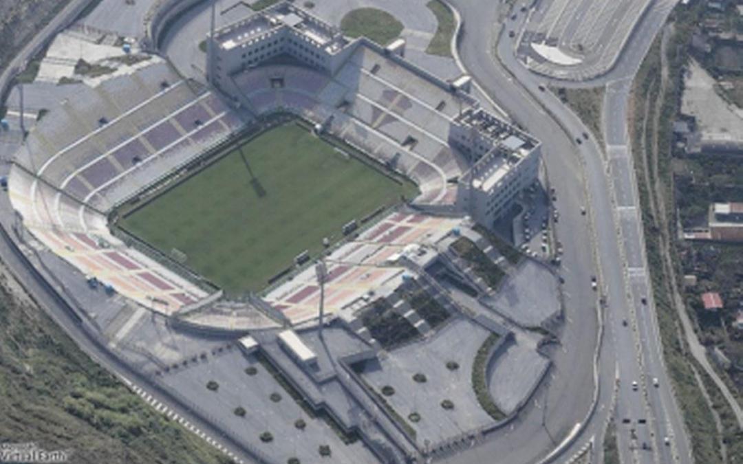 """Messina. Riapre con 1.000 spettatori lo stadio """"Franco Scoglio"""""""