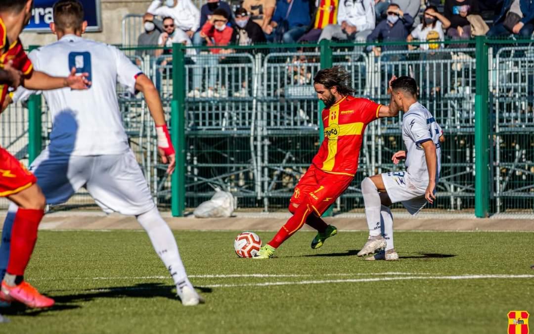 Calcio, Serie D. L'Fc Messina torna con un punto da Santa Maria del Cilento. Domenica prossima il derby con l'Acr