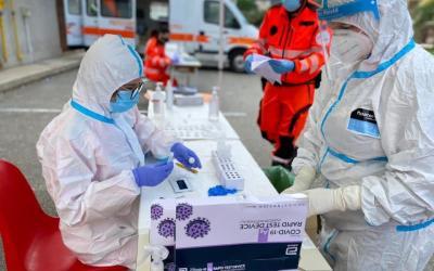 Barcellona PG. Covid, lieve calo contagi: 14 guariti. Vaccini, ieri oltre 550 dosi