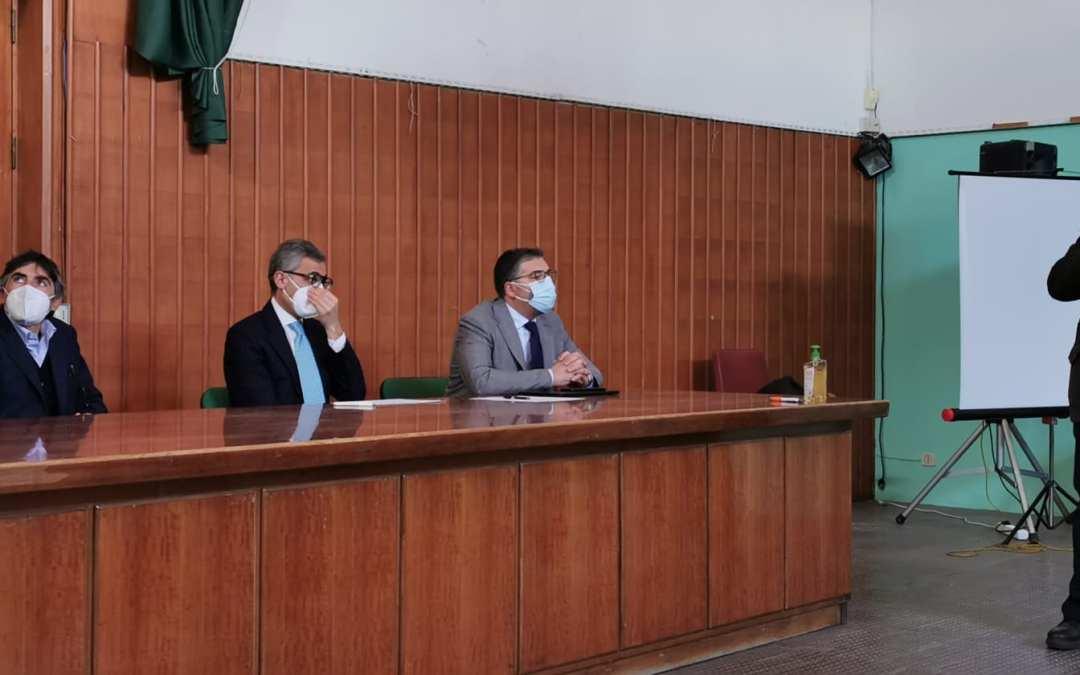 Patti. La SRR Messina Provincia presenta polo impiantistico di Mazzarrà S.Andrea