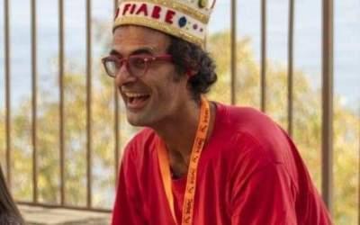 """#LetteraXMatteoAbbate. """"Ciao 'Re di Fiabe', adesso sorridi e regala sogni… all'Infinito!"""""""