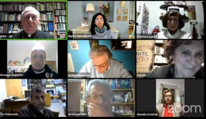 Soroptimist Club Milazzo. Grande partecipazione per il webinar 'La Sacra Sindone fra Scienza e Fede'