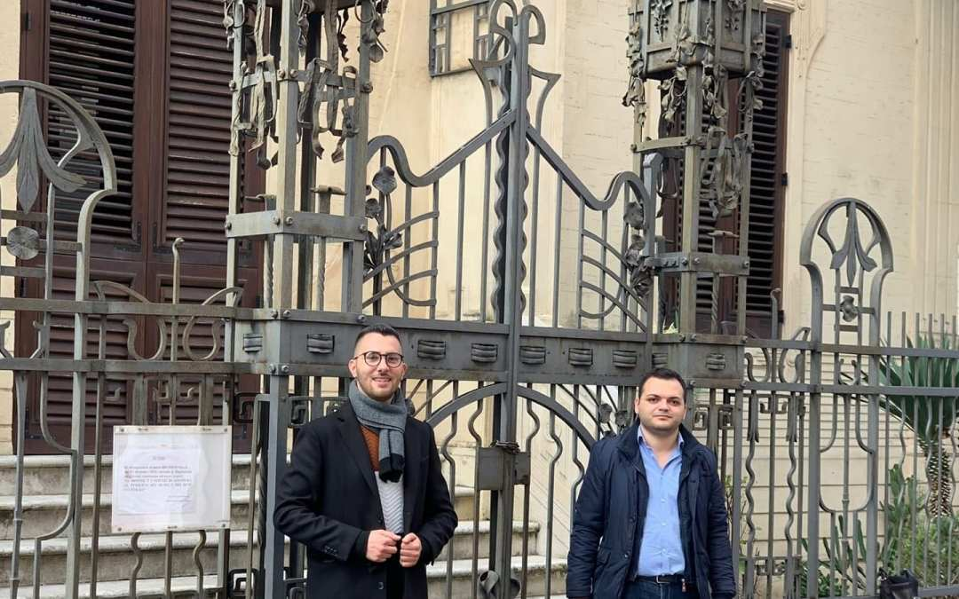 Barcellona PG. Coordinamento Giovani FI lancia proposte su lauree al Villino Liberty e 'gemellaggio' con la città di Noto