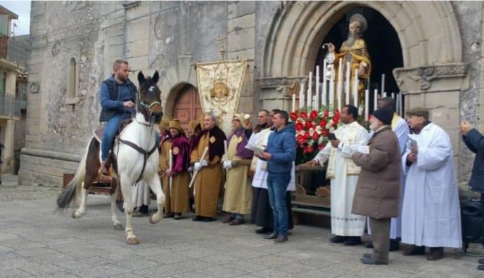 Novara di Sicilia aderisce alla Rete Italiana delle Feste dedicate a Sant'Antonio Abate