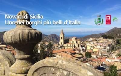 """Il borgo di Novara di Sicilia a """"Linea Verde"""" su Raiuno"""