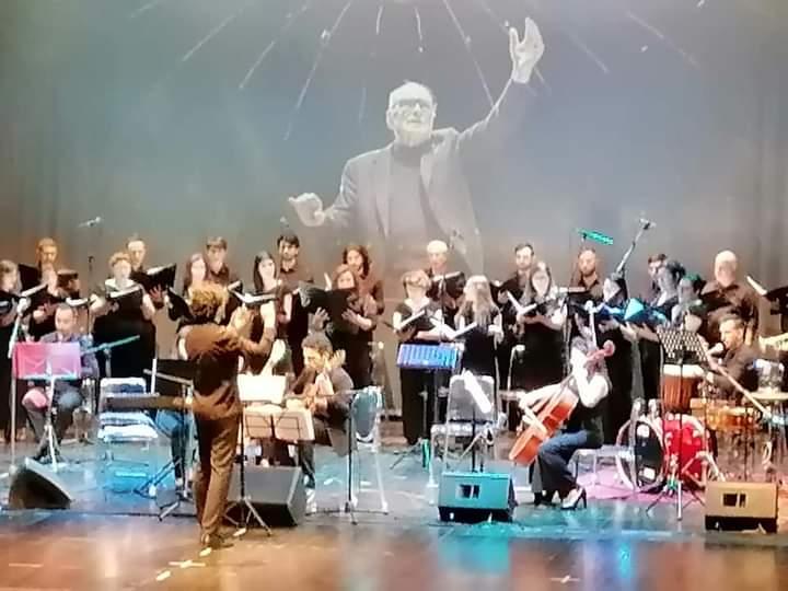 """Barcellona PG. """"Ricominciamo… sulle note di Ennio Morricone"""" evento Lions al Teatro Mandanici"""