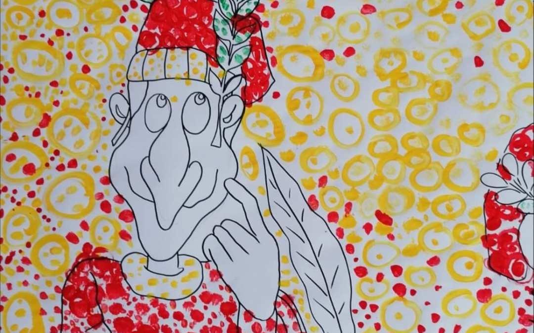 """Barcellona PG. IC """"Capuana"""". Realizzato il progetto Pon di Arte """"I colori della diversità"""". La soddisfazione della prof.ssa Angela Saja"""