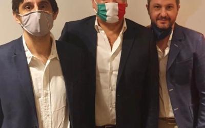 """Barcellona PG. Nomina in FdI, Alessandro Nania nel coordinamento regionale Sicilia Orientale: """"Un onore da condividere con comunità militante"""""""