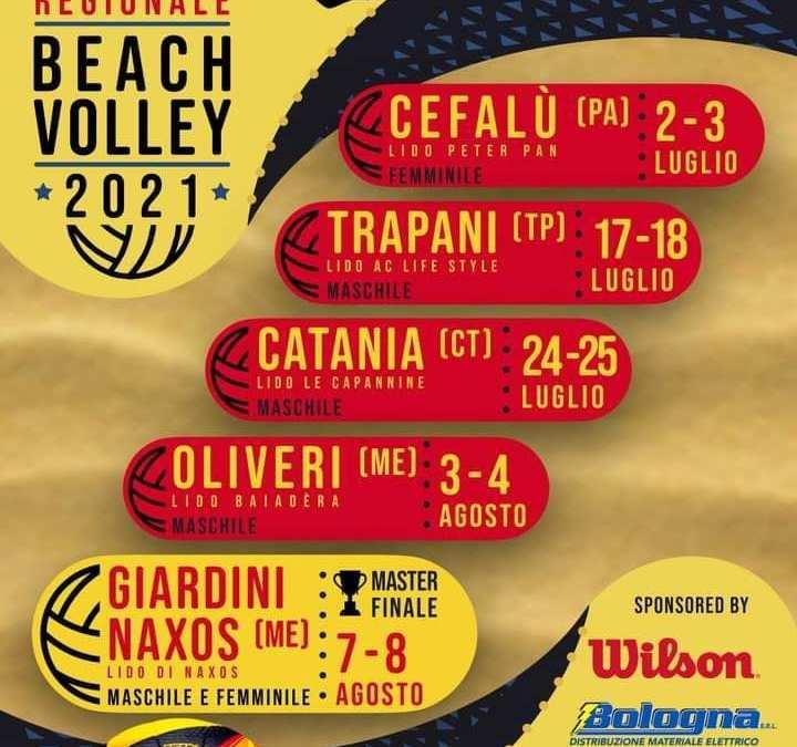 Beach Volley. Il Campionato Regionale al Lido Baiadèra di Oliveri, tra le 5 tappe siciliane