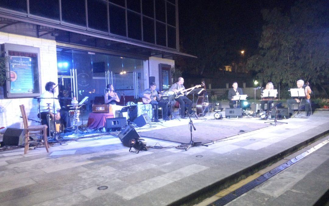 "Barcellona PG. Lo spettacolo ""Fuego Flamenco"" Duende Sur entusiasma la Villa 'Primo Levi'"