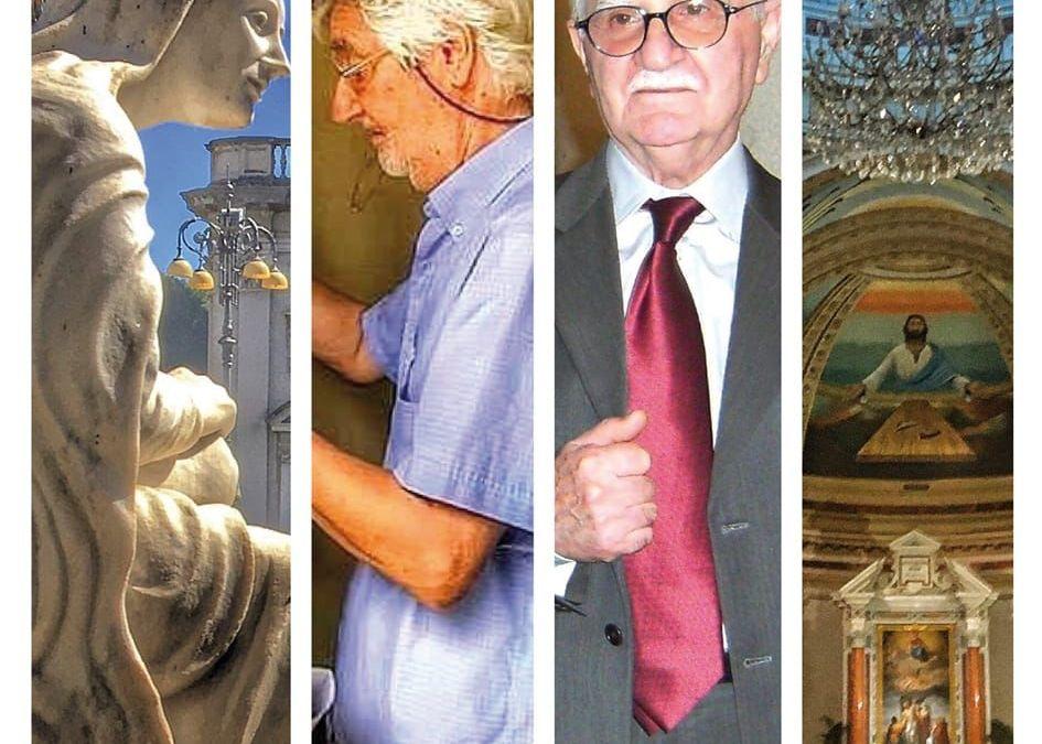 Barcellona PG. La Genius Loci ricorda gli artisti Francesco De Francesco e Filippo Minolfi