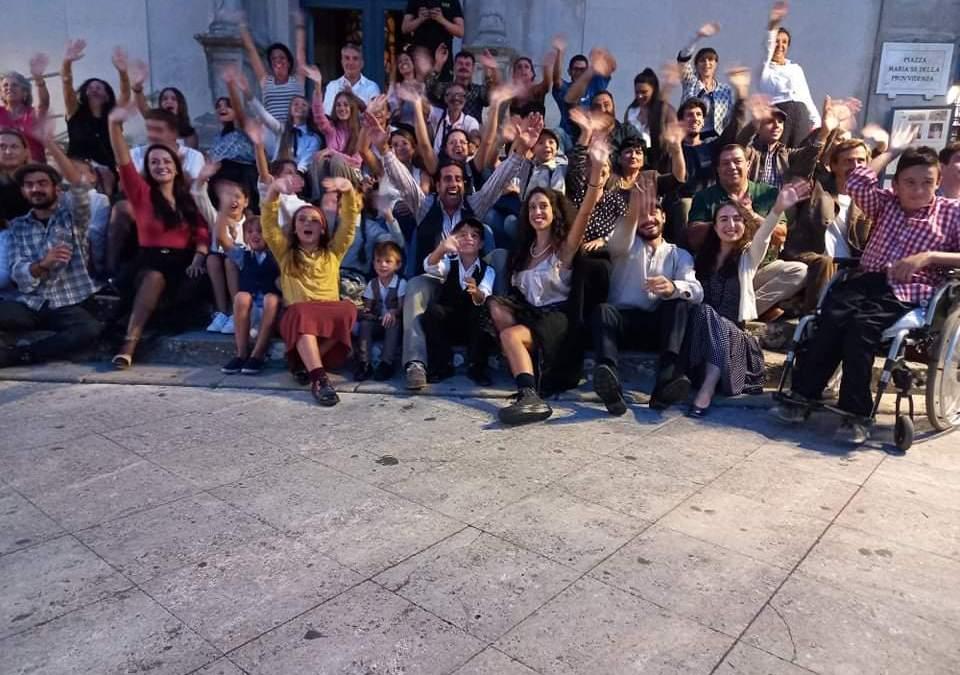"""Terminate le riprese di """"Provvidenza"""" a Montalbano Elicona"""