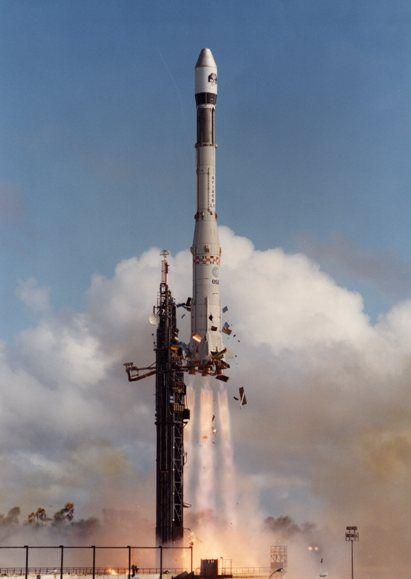 1983-058 Ariane-1 (L6) ECS-1 Oscar-10a