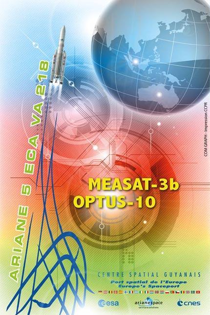 Ariane-5ECA VA 218 05