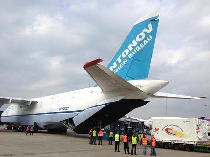 IXV pronto a voar