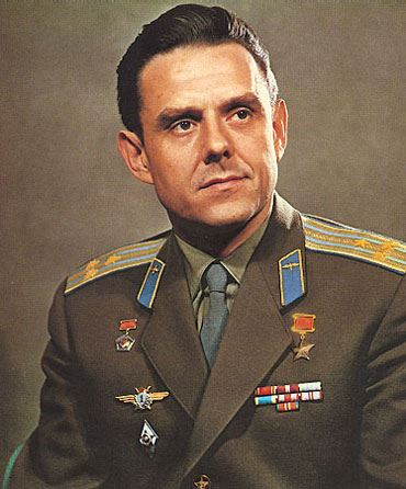 Komarov, Vladimir