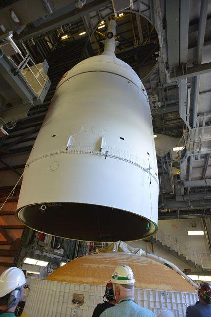 Orion EFT-1 20